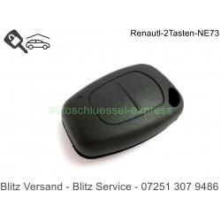 Gehäuse Autoschlüssel Renault Trafic Master Modus Kangoo Clio