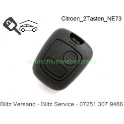 Gehäuse Autoschlüssel Peugeot 106 206 207 306 307 406 806 für NE73