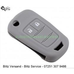 Autoschlüssel Silikonhülle Vauxhall Opel 2 Tasten