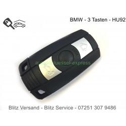 Autoschlüssel Gehäuse BMW HU92