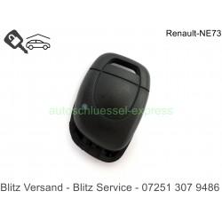 Gehäuse Autoschlüssel Renault Kangoo Clio Twingo Fernbedienung Gehäuse NE73 ohne Batterykontakt