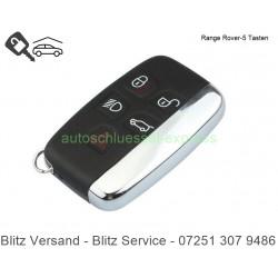 Flip Folding intelligent key top Land Rover LR4 Range Rover Sport Evoque 5 buttons